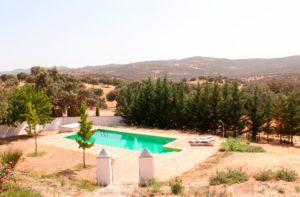 Alquiler Casa Rural con Piscina Cordoba - Casa Rural La Jarilla